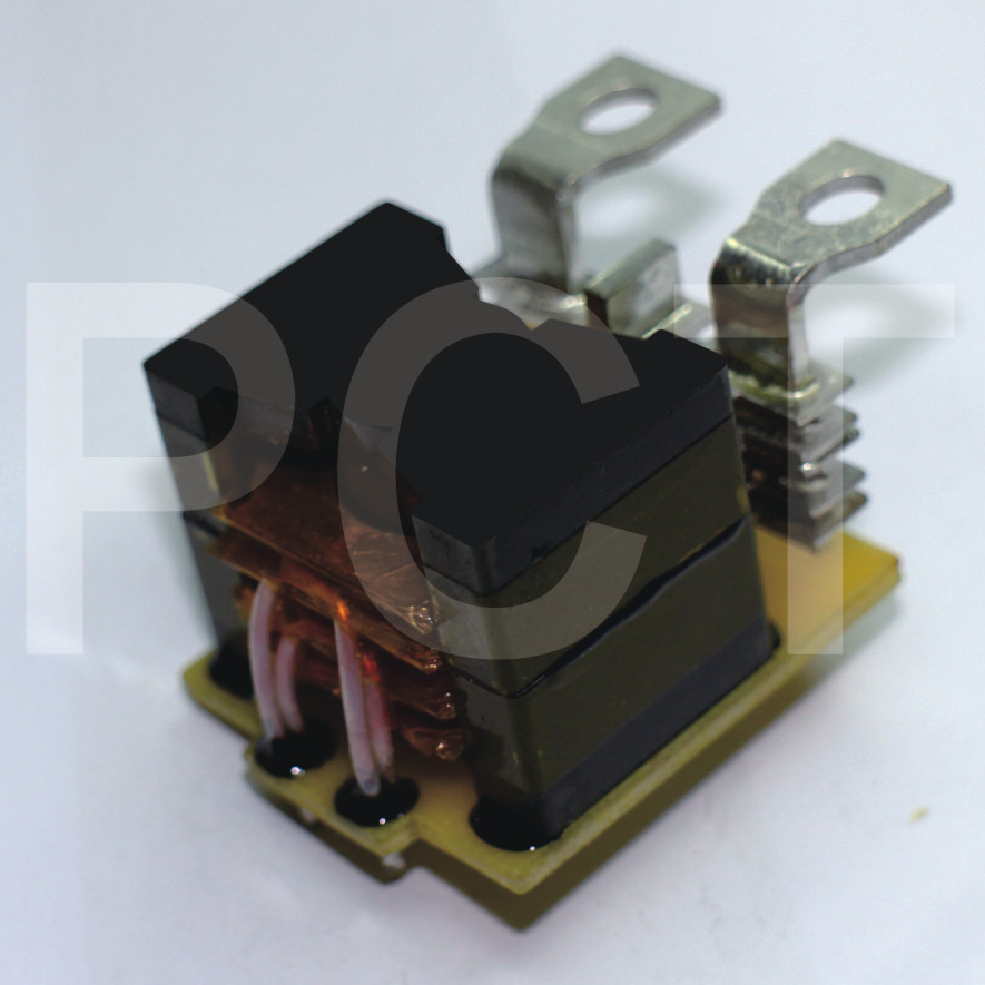 Automotive power conversion transformer